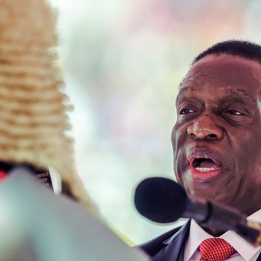 Zimbabwe's radical new idea - democracy