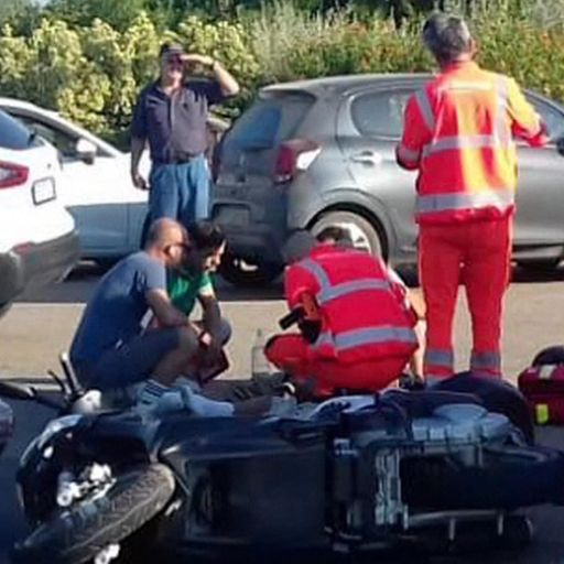 George Clooney 'recovering at home' after motorbike accident in Sardinia