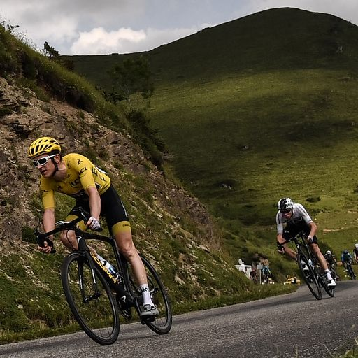 How Geraint Thomas became a Tour de France winner