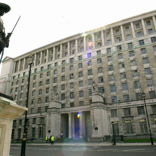 Govt preparing for 'very high readiness mode' for no deal