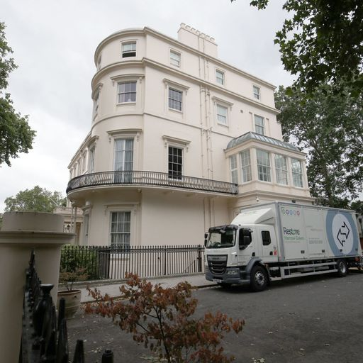 Boris Johnson moves out taxpayer-funded home