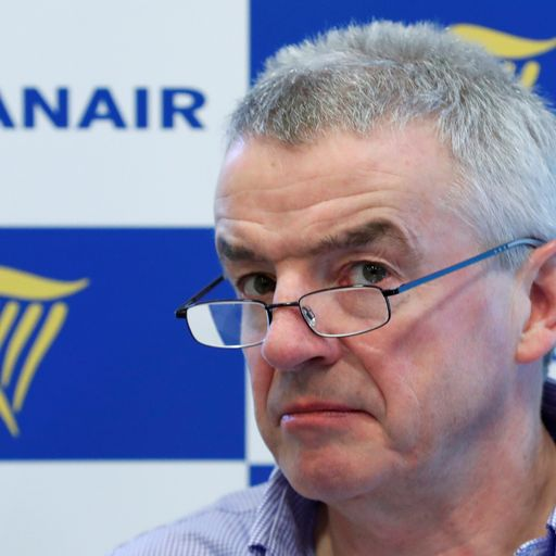 Ryanair refuses to compensate passengers for cancelled flights amid pilots strike
