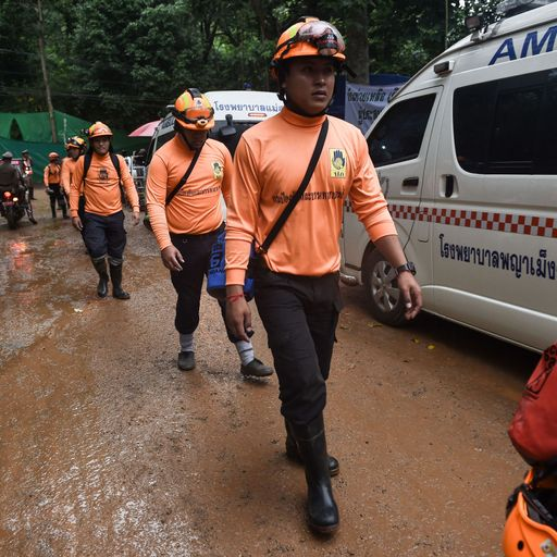 Thailand cave: How the rescue operation unfolded
