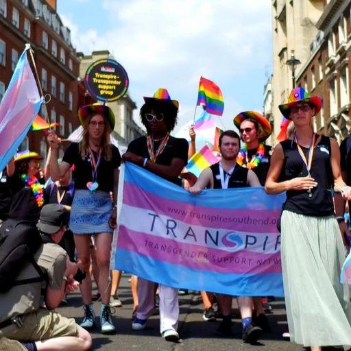 Line 18: Gender debate sparks bitter divide among trans and feminist groups