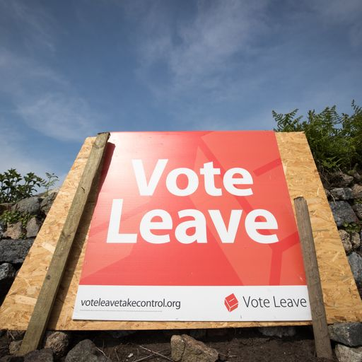 Vote Leave broke campaign spending rules says Electoral Commission