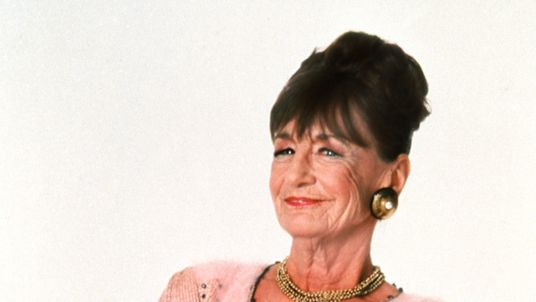Elmarie Wendel played landlady Mrs Dubcek in the US sitcom 3rd Rock