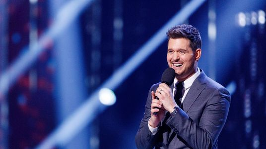 Michael Buble has made a return to the limelight after two years