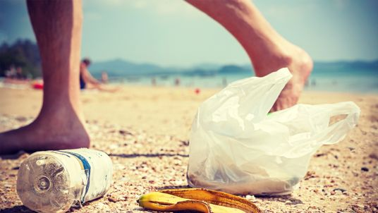 Michael Gove said shoppers were making a 'collective impact' against plastics