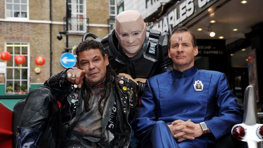 Red Dwarf has been commissioned for a new series, but will Virgin viewers be able to watch it?