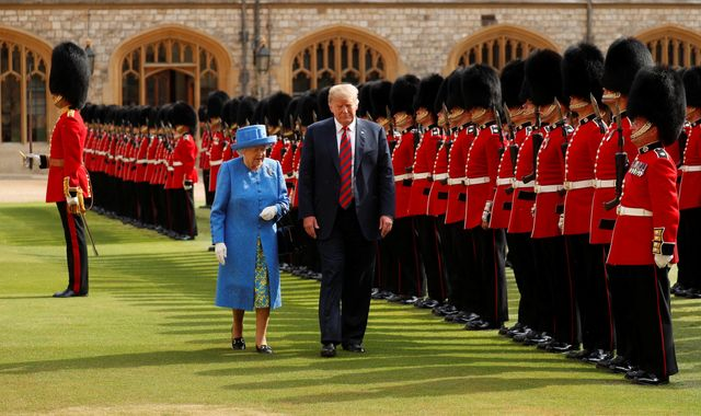 What Donald Trump can expect from state visit