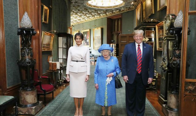 Donald Trump's state visit to UK confirmed for 3-5 June