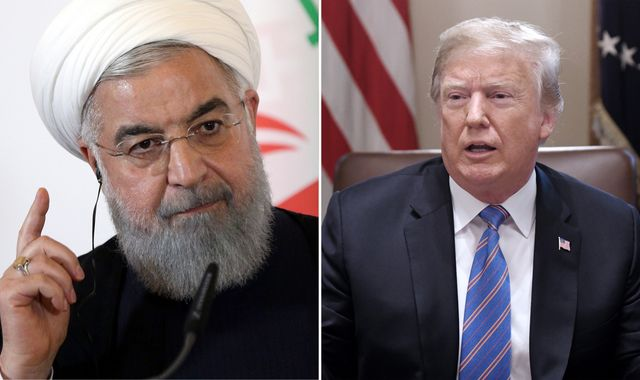 Donald Trump threatens 'obliteration' if Iran attacks 'anything American'
