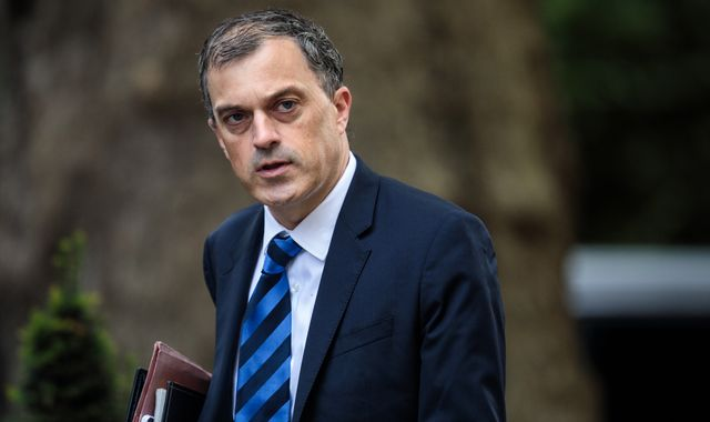 111e6a60445 Chief whip Julian Smith attacks ministers for  worst cabinet ill-discipline  in history