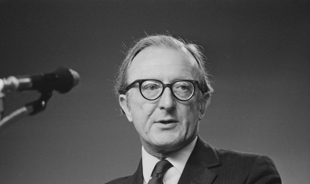 Former Foreign Secretary Lord Carrington Dies Aged 99