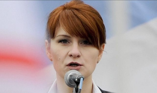 Maria Butina: Russian spy jailed for trying to infiltrate National Rifle Association