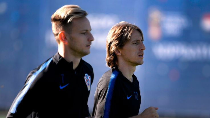 Ivan Rakitic and Luka Modric will provide a tough test for England on Wednesday