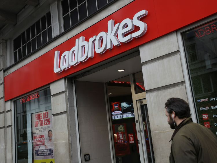 Ladbrokes owner confirms joint venture in US sports betting push - Ireland