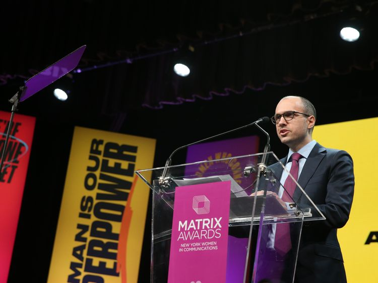 Arthur Gregg Sulzberger met with Donald Trump on 20 July