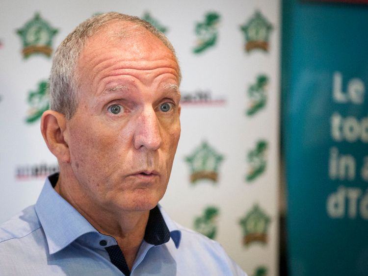 Bobby Storey was also allegedly targeted