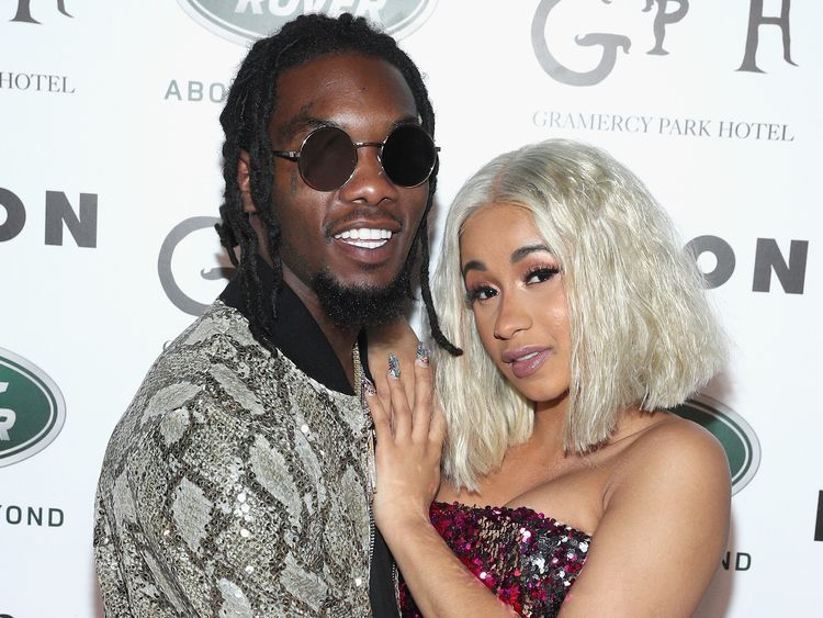 Rapper Cardi B gives birth to girl