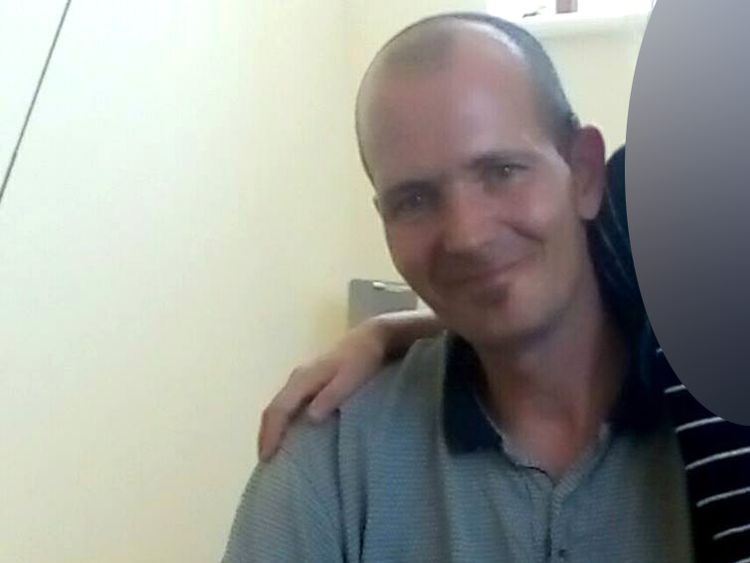 Police speak to novichok victim Charlie Rowley
