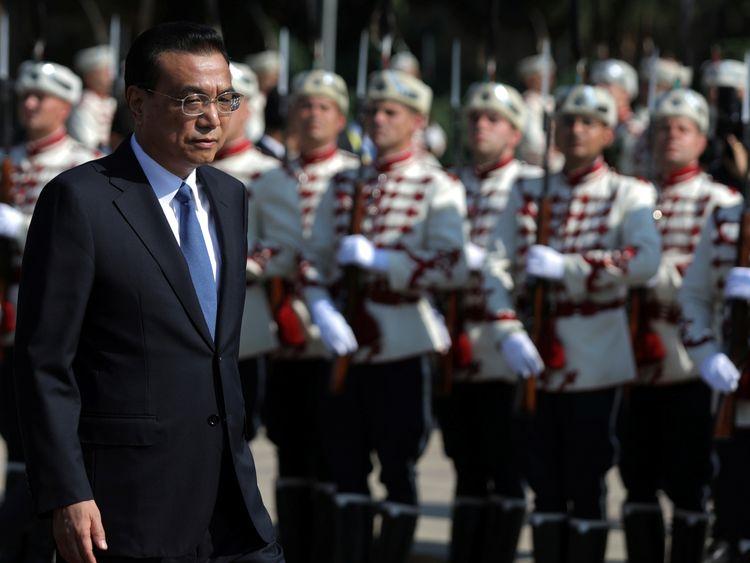 China accuses