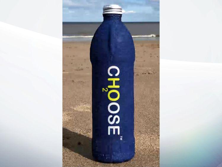 Sky invests in biodegradable plastic bottles
