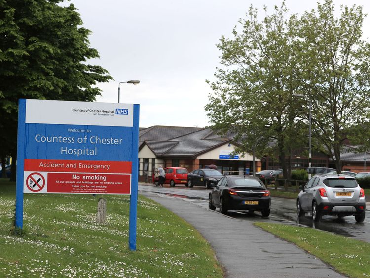 Countess of Chester hospital