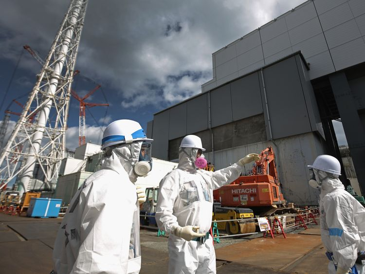 Fukushima nuclear isotopes found in Californian wine