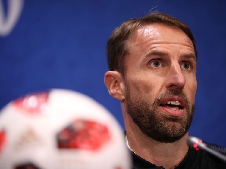 Southgate has finally made peace with football anthem Three Lions