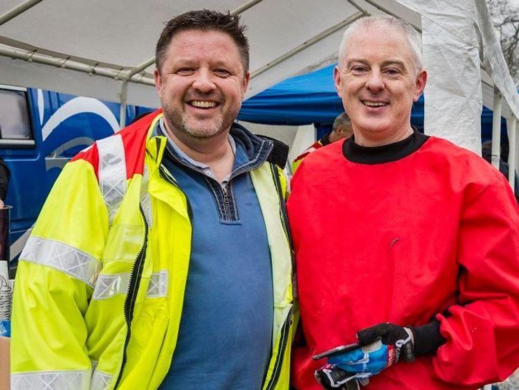 Brian O'Callaghan-Westropp. Pic: Blood Bikes East/Facebook