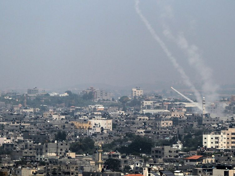 Deadly blast after Israel and Gaza militants reach ceasefire