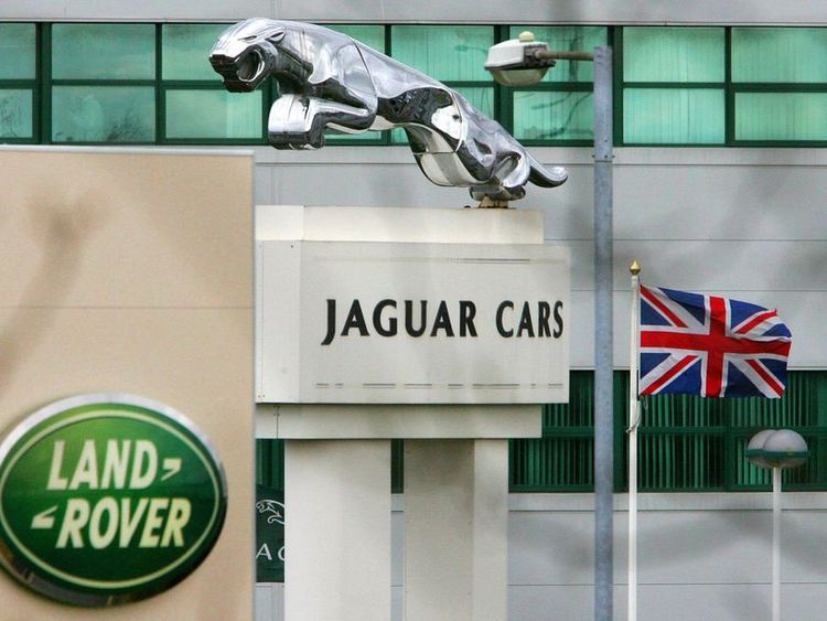 Jaguar Land Rover in two-week shutdown as sales struggle