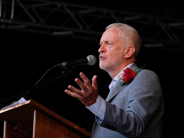 Jewish papers unite against Corbyn 'threat'