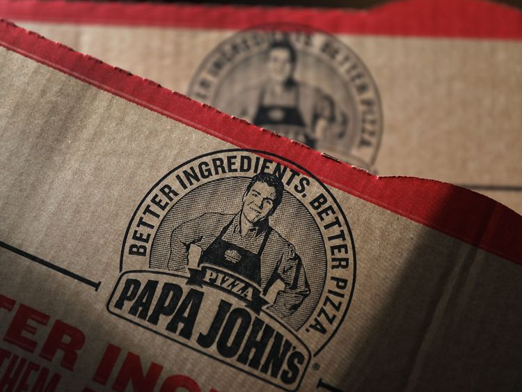The founder of Papa John's pizza, John Schnatter, apologized for using the N-word on a conference call in May.
