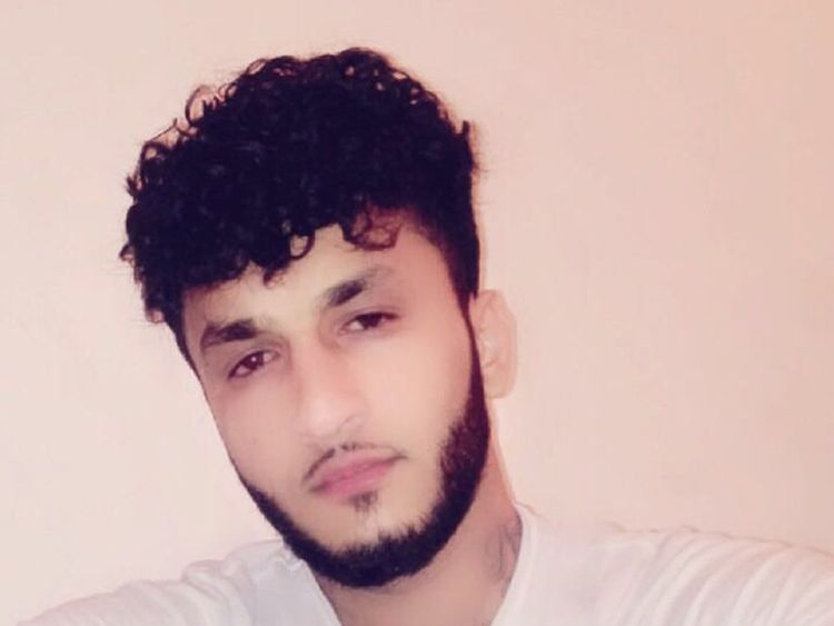 Khalid Safi, 18, died after a 15-second fight in west London