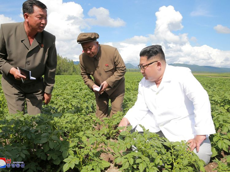 North Korea, US Hold Talks On War Dead Repatriation