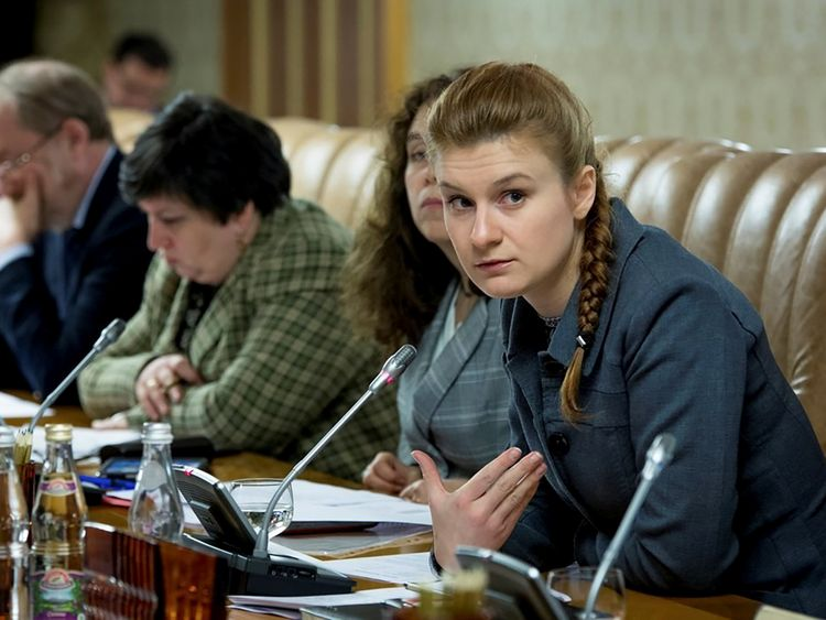 Russian woman faces additional US govt charge