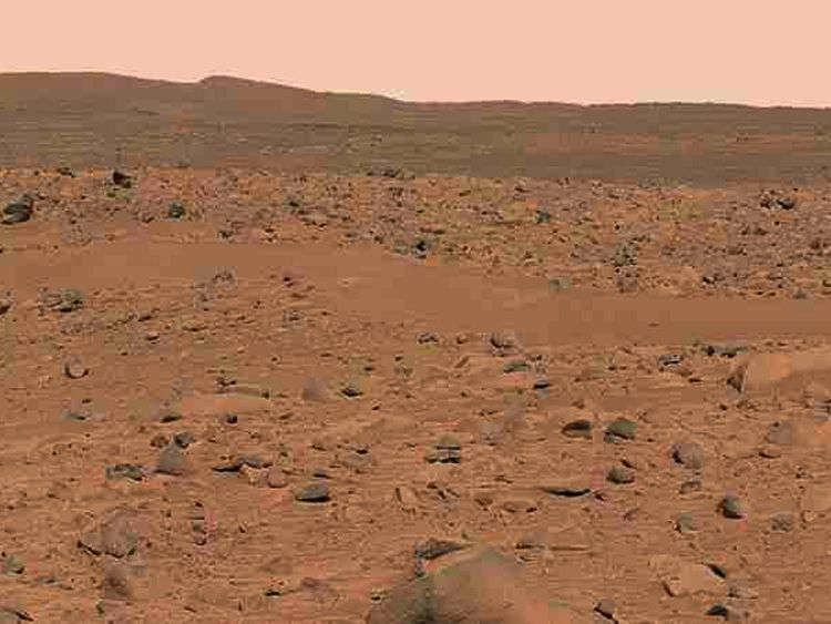 Billions of years ago there was an abundance of water on Mars