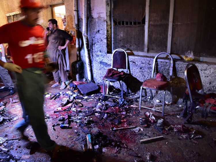 The Pakistani Taliban has vowed to carry out more attacks