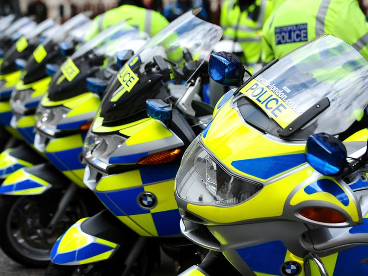 The Metropolitan Police was rated 'good' despite failing to record 94,500 crimes