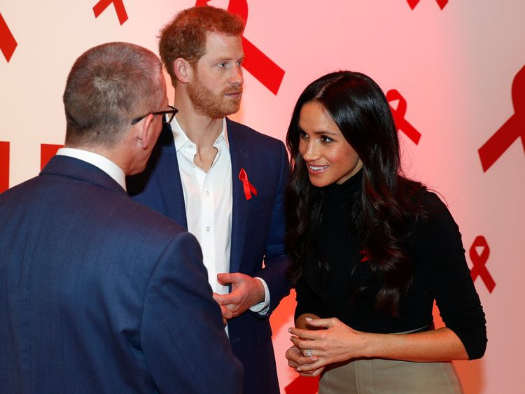 Prince Harry and Sir Elton John launch AIDS project