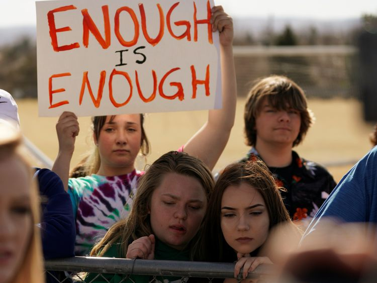 The mass shooting at the Parkland high school led to renewed demands for stricter gun laws