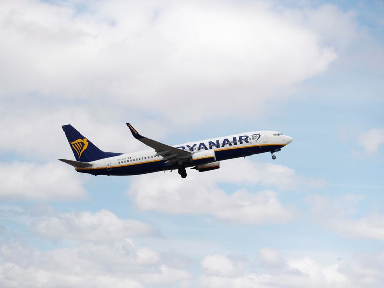 Ryanair passengers hospitalised after emergency landing