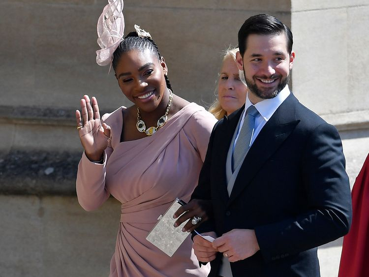 Wimbledon: Serena Williams' husband pays tribute after final defeat