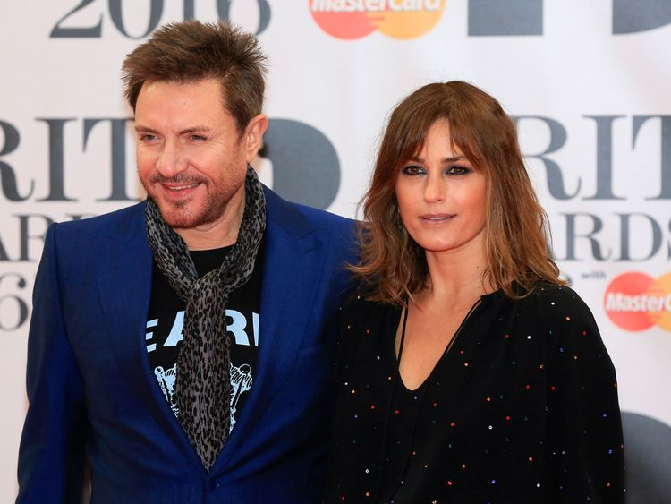 Duran Duran's Simon Le Bon denies sex assault claim
