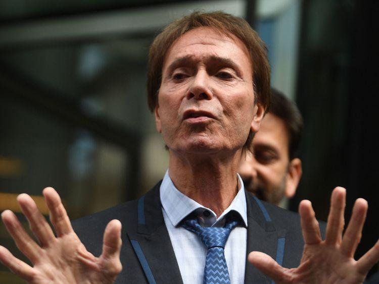 Sir Cliff Richard 'did not sleep' during €4m BBC battle