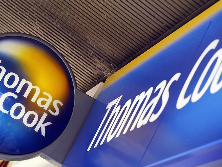 Travel agency Thomas Cook announces it will no longer sell tickets to SeaWorld