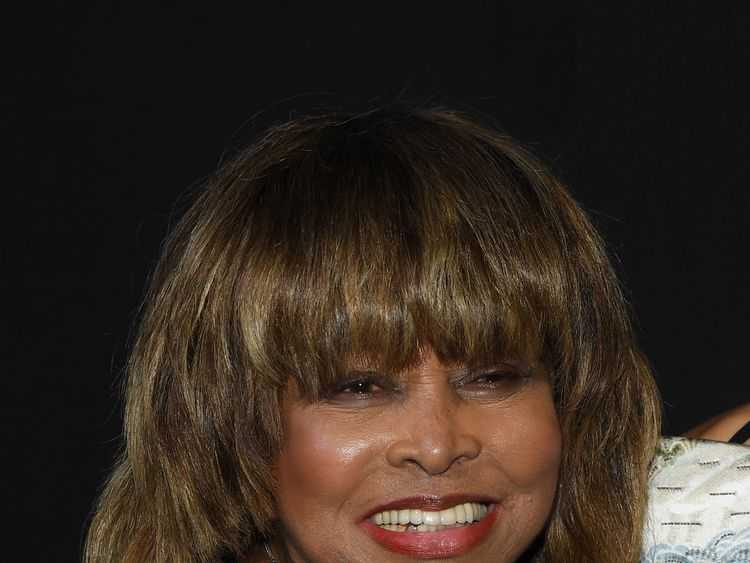 'My saddest moment': Tina Turner scatters son's ashes