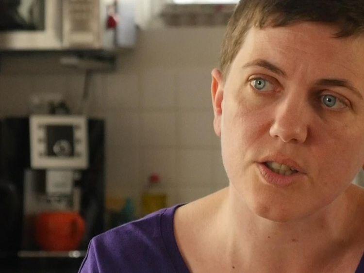 Activist Hannah Clarke says women are vulnerable in prisons, hospitals, refuges